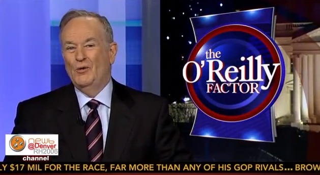 bill o'reilly on kanye and jay z