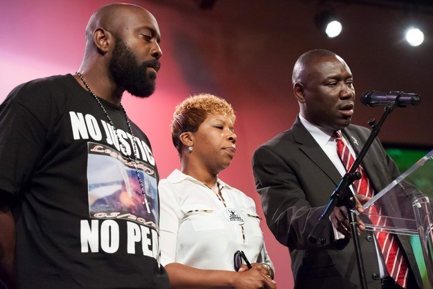 Mike Brown Parents