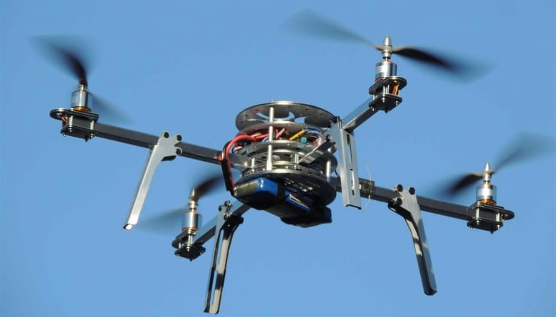 Drone Attempting To Smuggle Contraband Crashes Outside Prison