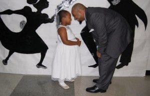 Daddy Daughter Prison Dance