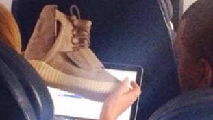 New Kanye West x adidas 'Yeezi' Sneakers Leaked?