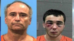 Father and Son Go On Multi-State Crime Spree