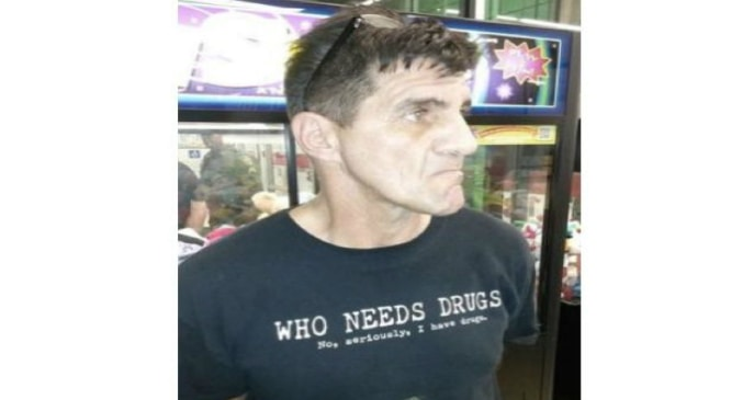 Who Needs Drugs T-Shirt