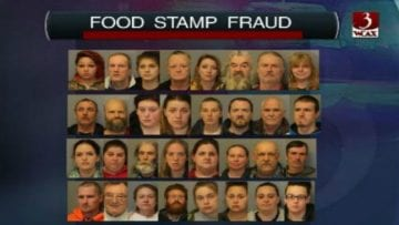 Food Stamps Fraud