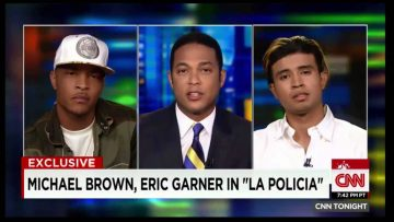 T.I. and Kap G Talk Racial Profiling, Police Brutality and 'La Policia' Remix on CNN