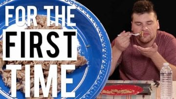 White People Try 'Black People Food' For The First Time