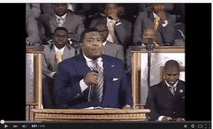 Georgia Black Pastor Pastor E. Dewey Smith Rips Churches Doing to Gay People What Slavemasters Did