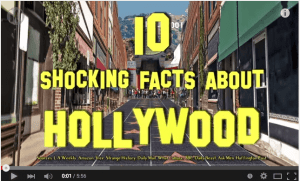 In Hollywood it isn't showfriends it's showbusiness! Be it child actors having all their earnings stolen by their parents or the staggering sexism of the pay gap between men and women, we reveal the truth behind Tinseltown with 10 Shocking Facts About Hollywood!