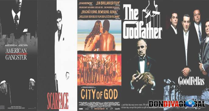 Don Diva's Top 5 Gangster Movies Of All Time!