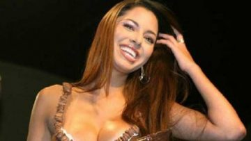 Colombian model accused of leading a drug-trafficking