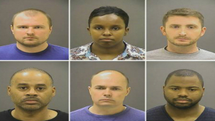 Judge Refuses To Drop Charges Against Cops In Freddie Gray Case