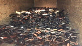 South Carolina Man Arrested With 10,000 Guns