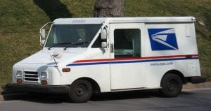 Mail Carriers Weed