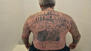 Aryan Brotherhood Leader