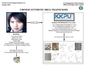 Kingpins Chinese Synthetic Drugs