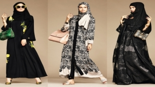 Dolce & Gabbana Debuts Line Of Hijabs