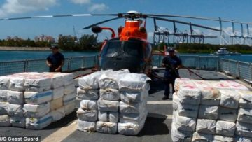 Coast Guard Cocaine