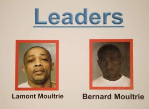 Lamont and Bernard Moultrie