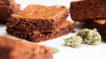 Rockies Weed Brownies