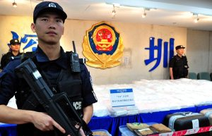 China Cocaine Death Penalty