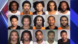 9 Members of The Gett Money Gang Cuffed In Indianapolis