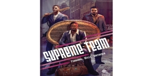 Preview The New SUPREME TEAM Comic Book Here!