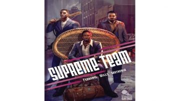 Supreme Team Cover 1