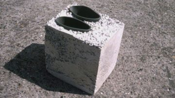 Cement Shoes
