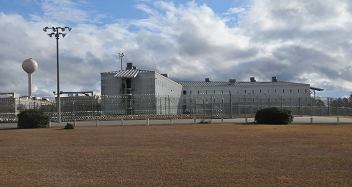 alabama prison labor strike