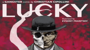 Lucky Luciano Comic