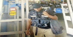 Random Man Dressed As Armored Truck Driver Walks Out Of Walmart With $75 Racks