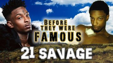 Before They Were Famous: Atlanta Trap Rapper 21 Savage's Past Is Detailed