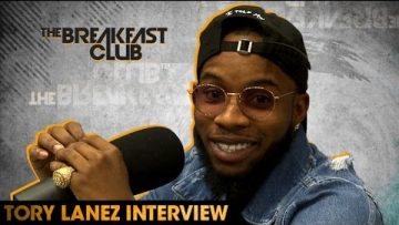 INTERVIEW: Tory Lanez Just Stopped In On The Breakfast Club!! [Video]