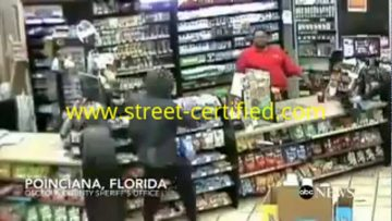 A Circle K Clerk Just Chased 3 Robbers From His Store; Almost Paid For It With His Life [Video]