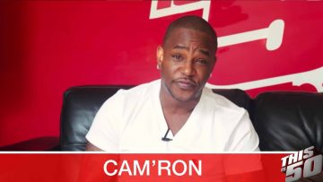 Cam'Ron Was Only Paid $8,500 For 'Paid In Full'