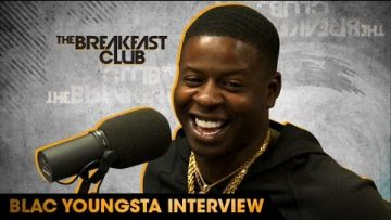 CMG Capo Blac Youngsta Stops By The Breakfast Club [VIDEO]