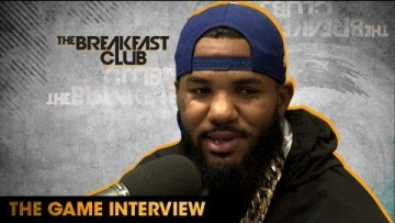 The Game Stopped By The Breakfast Club For An Interview; Talks Beef With Meek Mill, Sean Kingston [Video]