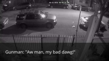 """Aw Man! My Bad, Dawg!"": Guy Lick Shots At His Homeboys' Car By Mistake"