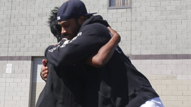 "Homeless Folks On Skid Row Gifted With ""Fear God"" Vans"