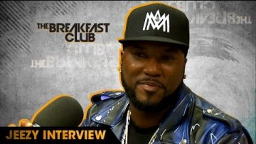 Jeezy Stops Through The Breakfast Club To Talk About His New Album & More