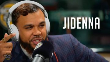 Jidenna Freestyles For Funk Flex & He Has BARS