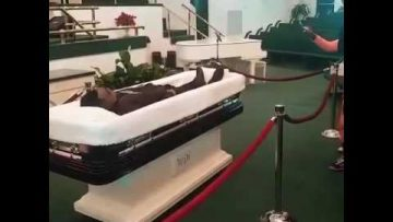 Live Footage Of Shawty Lo's Homegoing [VIDEO]