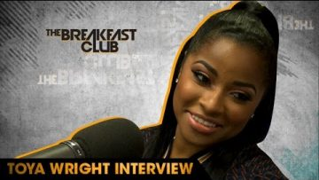 Toya Wright Said She Would Have Another Baby With Lil Wayne On The Breakfast Club [Video]