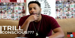 What Is Trill Conscious?? Rapper @LandonBattles15 Breaks Down His Unique Style [Interview]