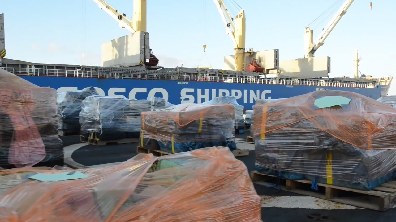 16 Tons Of Seized Cocaine Offloaded By The Coast Guard