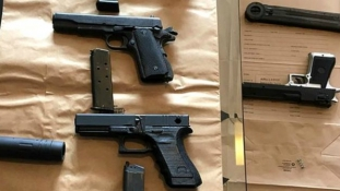 Man Arrested For Manufacturing Guns With A 3D Printer