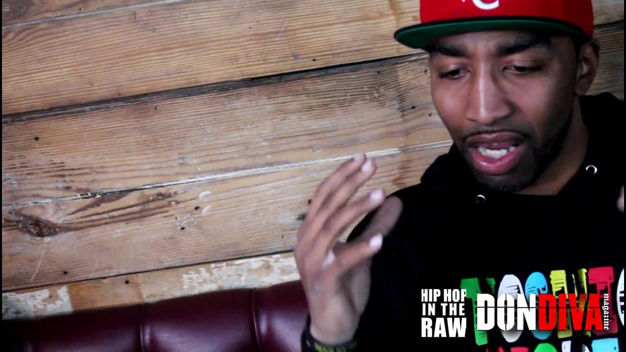 Hip-Hop In The Raw: Exclusive Interview w/ Mysonne, Part 2 [VIDEO]
