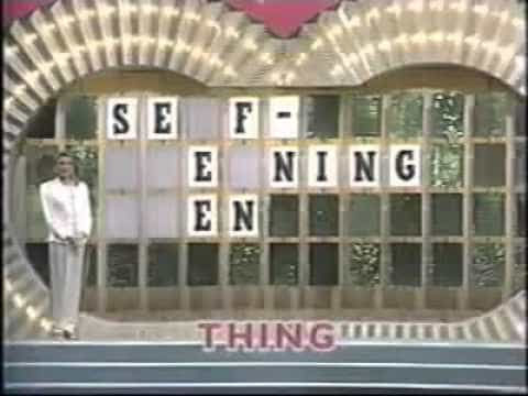 #TBT: Watch A Crack Head On Wheel Of Fortune Back In The Day