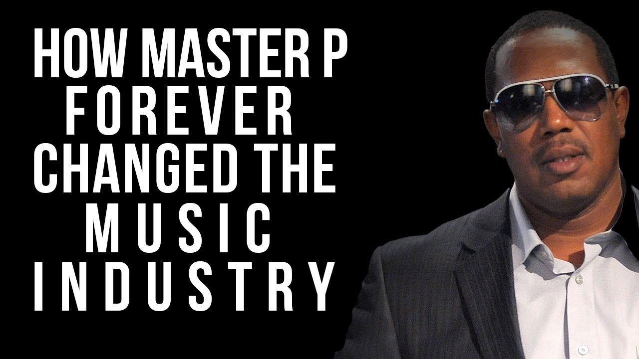 How Master P Forever Changed The Music Industry