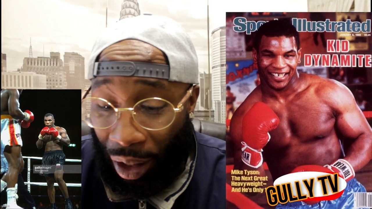 Mike Tyson's Ties To Brooklyn's Underworld [VIDEO]